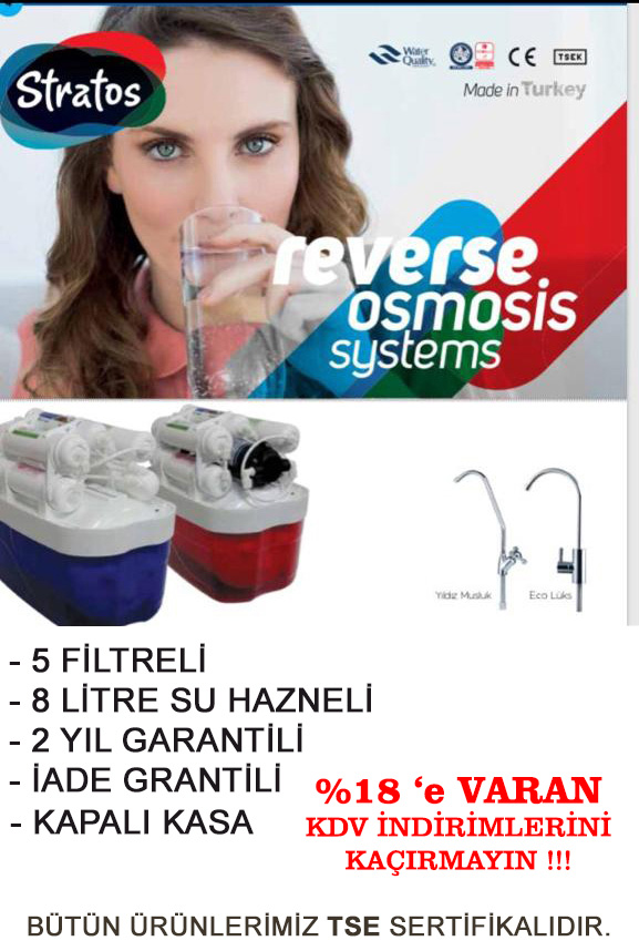 Bursa Su Arıtma Cihazı